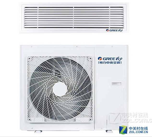 家用中央空调超薄静音 格力FGR6.5/C热卖