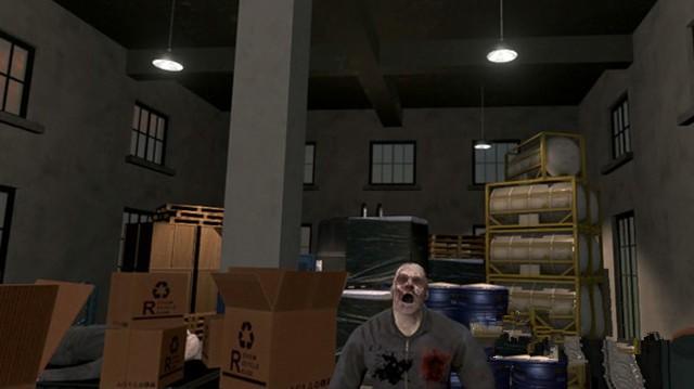 VR版监狱风云 射击游戏《生死救援》上线