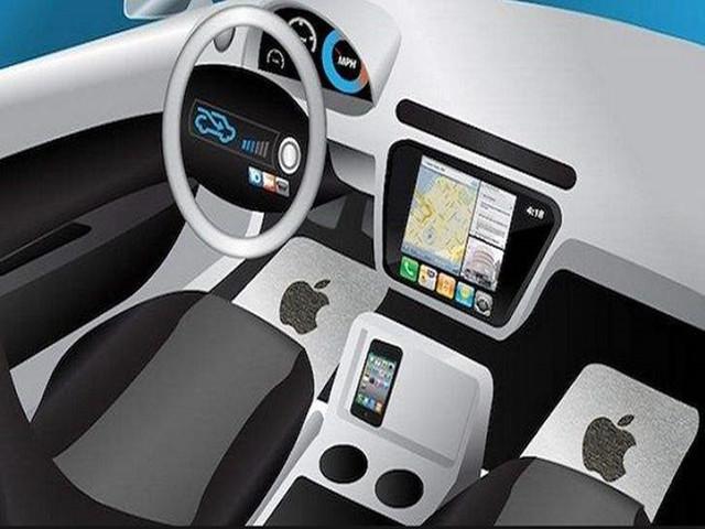 苹果测试无人驾驶技术:测试车竟是租的