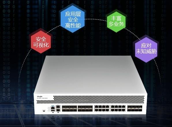 锐捷网络助力广西罗城电子政务安全落实