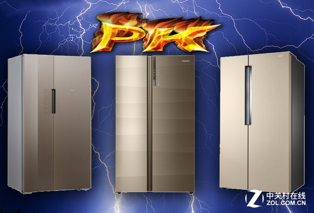 制冷保鲜华山论剑 ZOL对开门冰箱横评启动