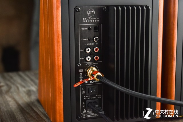 妙趣无穷 惠威M200MKIII+ 2.0音箱体验