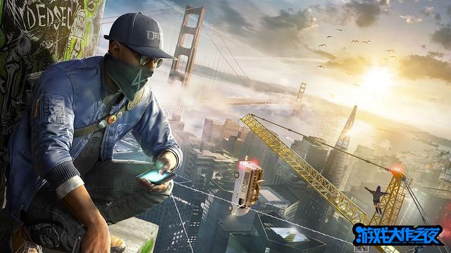 游戏大作之夜:《看门狗2》够良心吗?