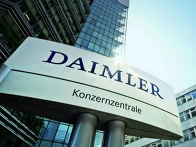 爆戴姆勒被控销售100多万辆超排放汽车