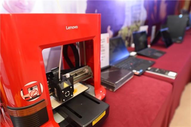联想创新科技走入炎帝故里 3D打印吸睛