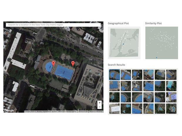 谷歌地图遭遇人工智能会是什么景象呢?