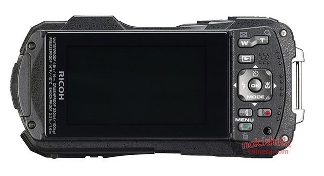 并未放弃 理光新相机WG-50图片曝光