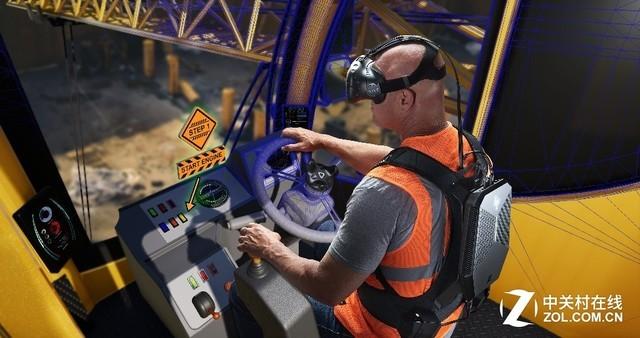 惠普火星计划促VR生态 工作站背包打破设计束缚