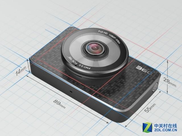 安霸A12方案 360记录仪二代领航版仅499