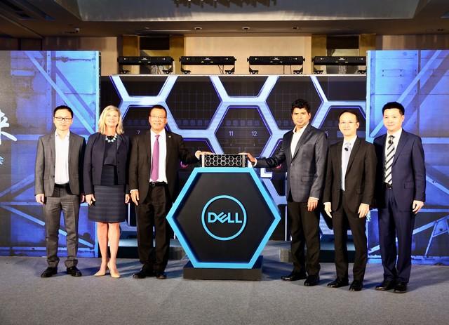 戴尔发14G服务器 要再做全球销量第一