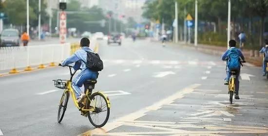 共享单车新规来了 违规停放后果很严重