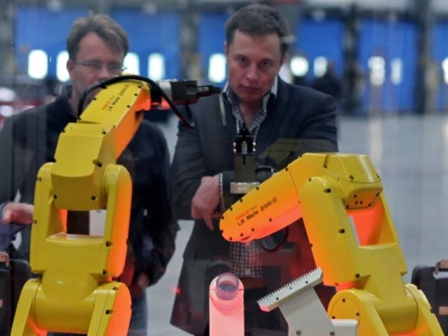 韩国计划对机器人征税:遭相关厂商强烈反对