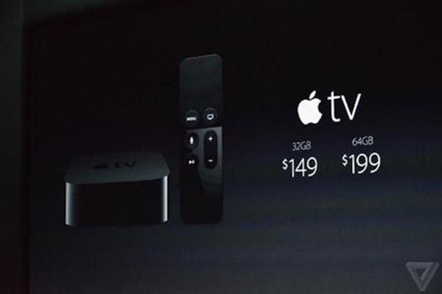 """1美元""""送""""AppleTV 苹果向开发者送福利"""