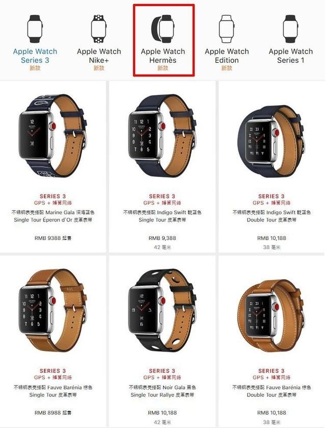同款不同价? 买苹果表需知的五个问题