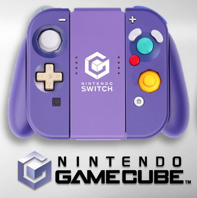 你能认出来?Switch曝光概念涂装设计