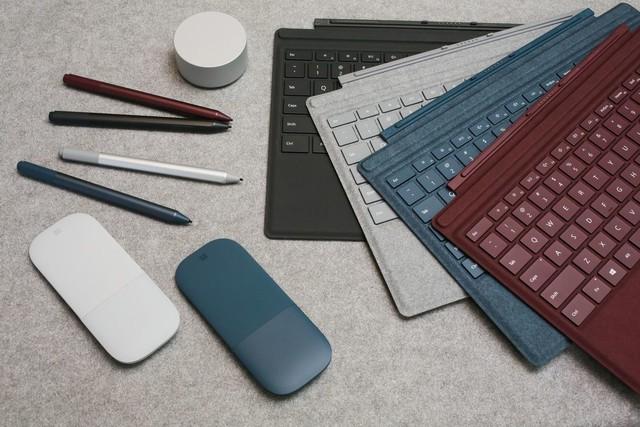 惊艳5888元起:微软发布新Surface Pro设备