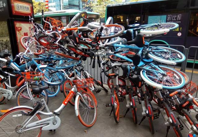 共享单车管理再升级 促进行业规范化发展