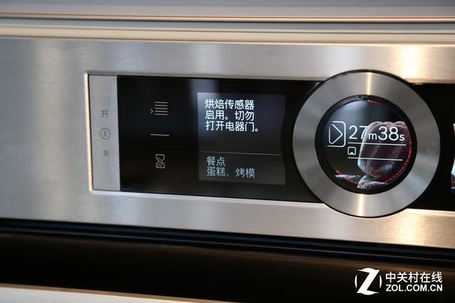 智能烘焙坐享美味 博世·8系烤箱深度评测