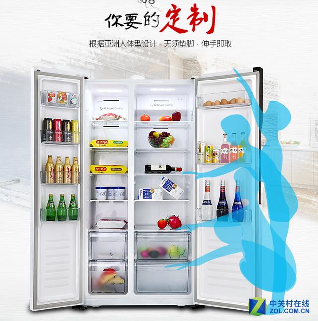 专为中式家庭定制 容声冰箱中秋抢券享优惠