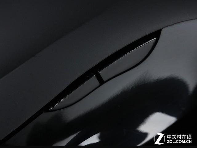 蓝牙2.4G副模衔接 雷蛇壁垒神物蛛套装首测