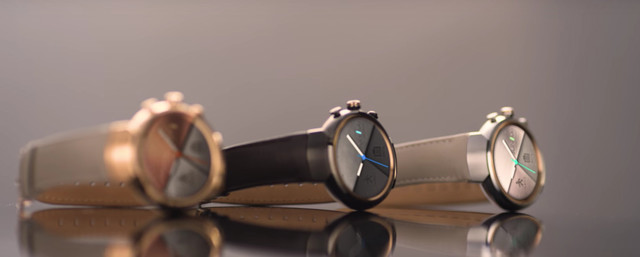 华硕终为ZenWatch 3推出Android Wear2.0