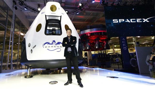 你知道SpaceX这家公司诞生的故事吗?