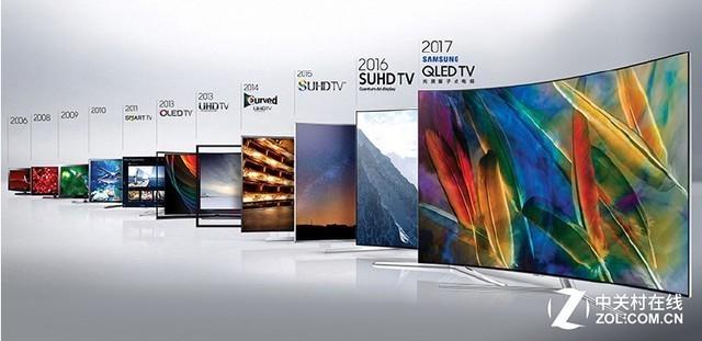 量子点变革之作!三星2017旗舰QLED TV首测