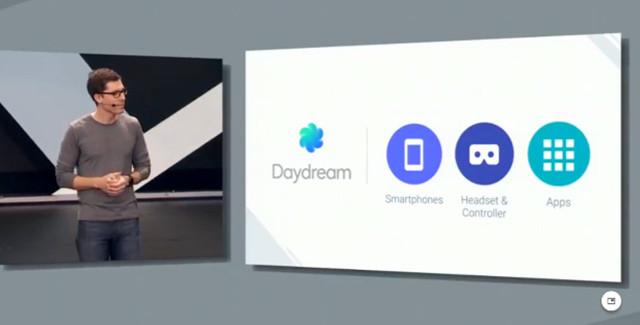 谷歌发布Daydream VR平台:秋季正式亮相