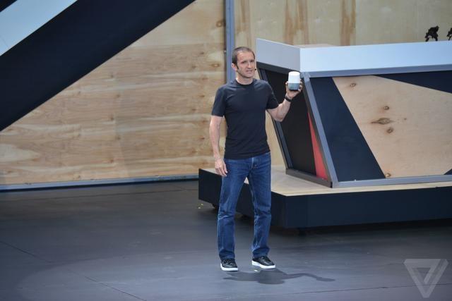 谷歌I/O大会唯一硬件产品:Google Home