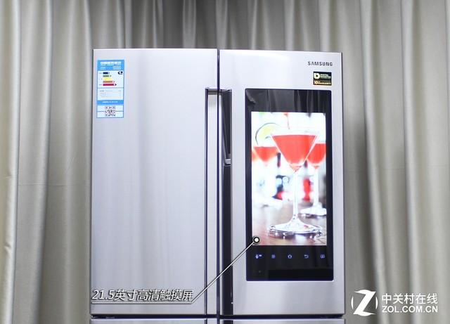 成为未来厨房之星 三星品道·智宴冰箱首测