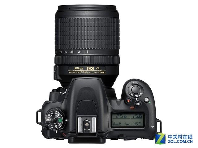 小号D500 尼康D7500单反正式发布