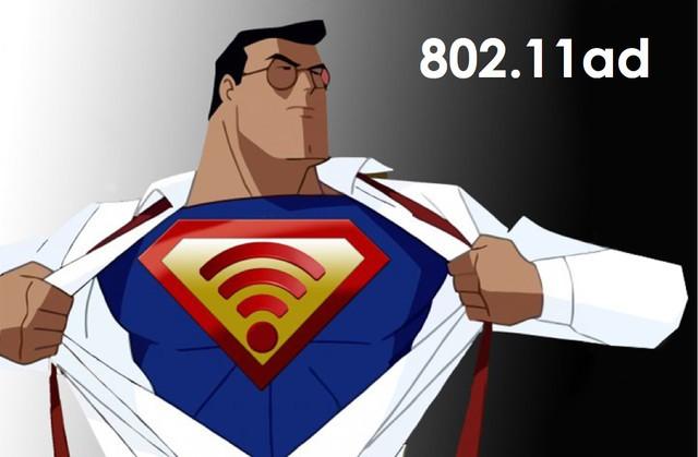 802.11ad要取代ac,颠覆无线时代