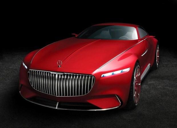 科技感十足 梅赛德斯-迈巴赫将推新车型