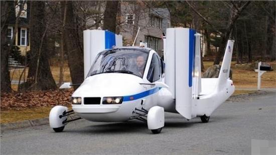 吉利要上天了!收购Terrafugia推出飞行汽车