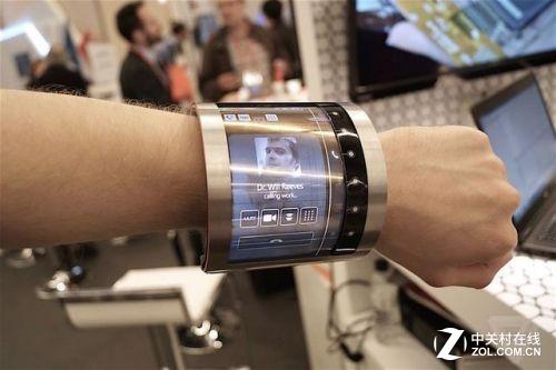 未来手机可折叠 京东方明年量产柔性面板