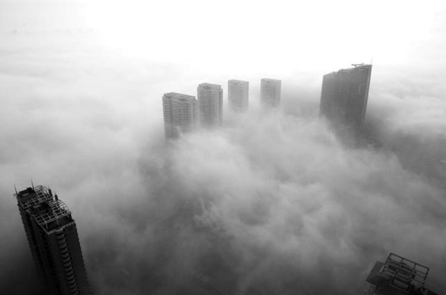 雾霾悄然来袭 编辑分享健康生活之道
