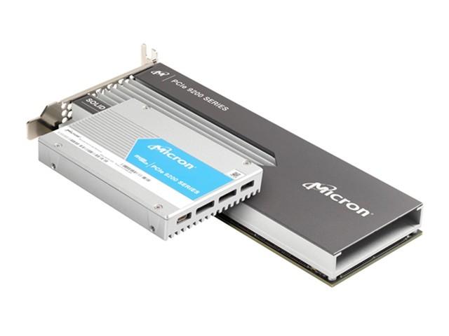 超长寿命 美光旗舰SSD:可写入35100TB