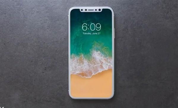 传苹果iPhone8已经量产:不过能抢到算你赢