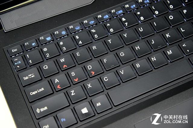 神舟评测战神Z7M-SL7D2