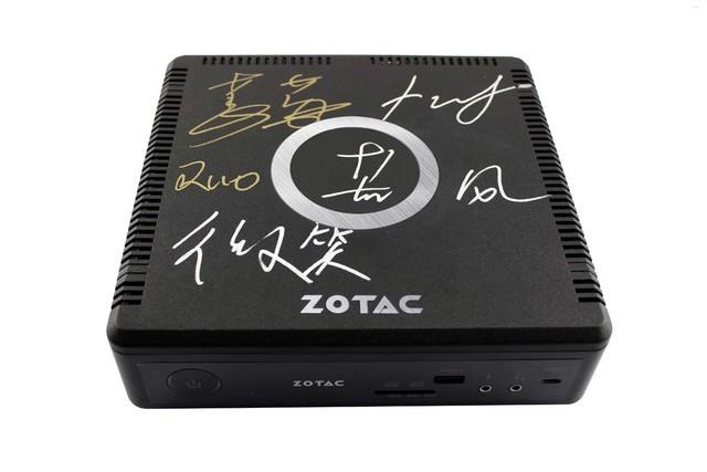 电竞赛场上的新装备 索泰ZBOX开启简便电竞时代