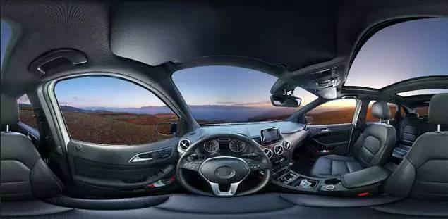 汽车遇上黑科技 VR试驾给你带来全新体验