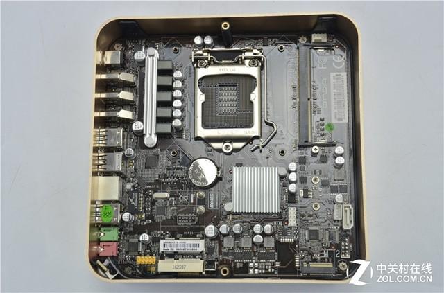 有颜不任性 昂达M3-H110迷你电脑评测