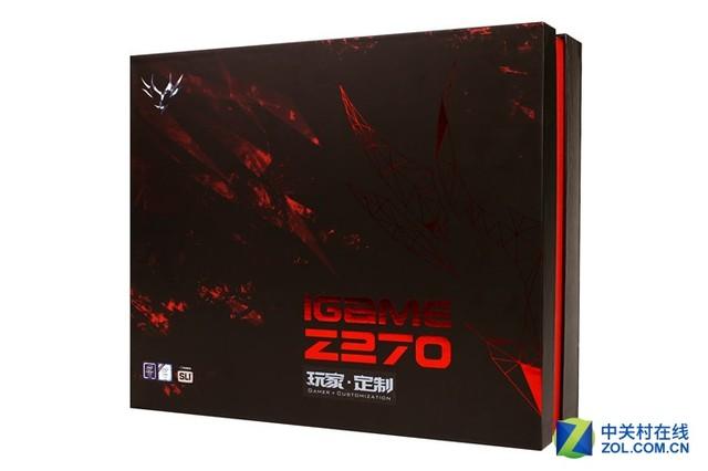 高颜值 玩家眼中的iGameZ270玩家定制版