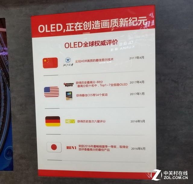 OLED改变生活方式!扛起显示产业未来大旗