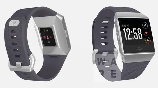 Fitbit收购Pebble后的全新智能手表曝光