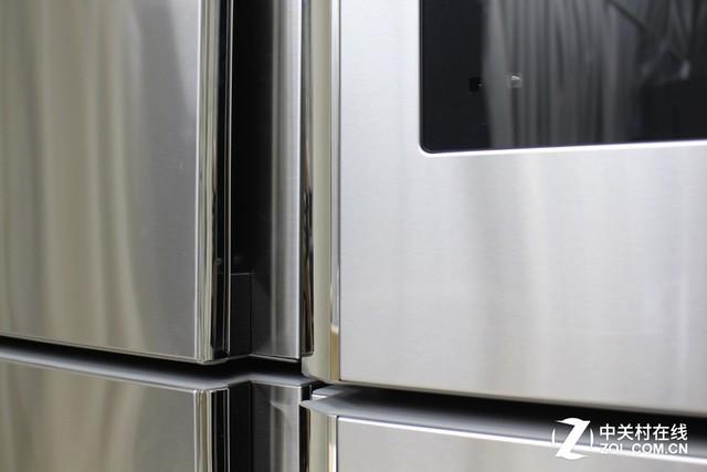 未来厨房之星 三星品道·智宴冰箱首测