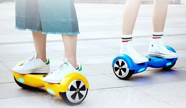 骑客平衡车提醒:选择好平衡车关键看它