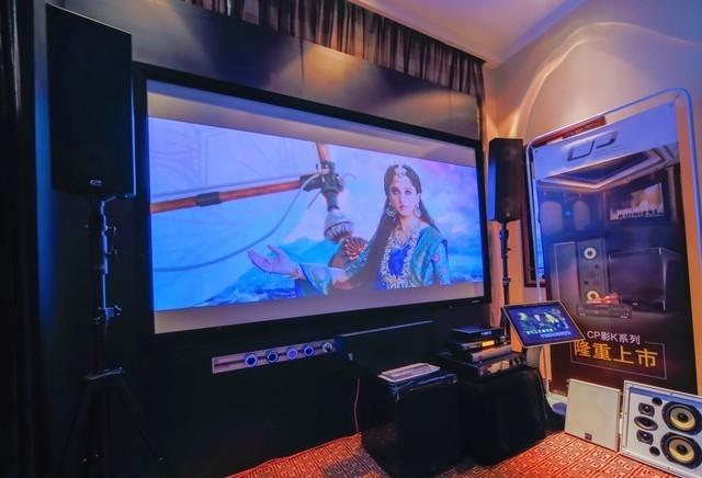 Vivitek 4K家用投影闪耀广州国际音响展