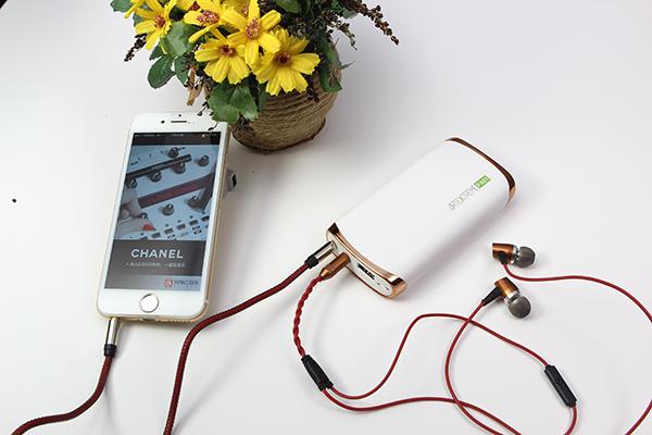 加强低音提升音质意想不到的HiFi充电宝简评