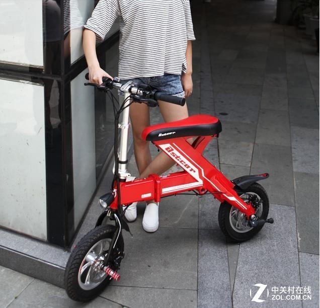 小轮子走世界 台铃代驾宝折叠电动车优惠